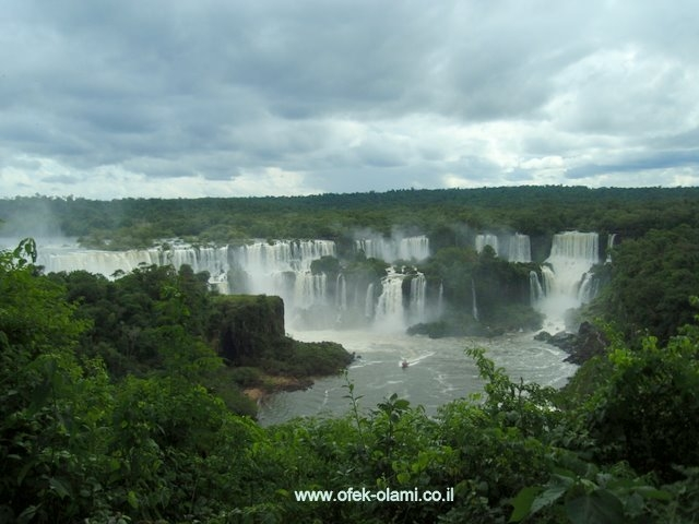 מפלי האיגואסו  Cataratas do Iguaçu